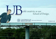 SASD gets its own billboard