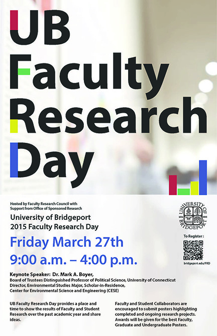 Faculty Research Day